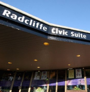 Radcliffe Civic Suite Image