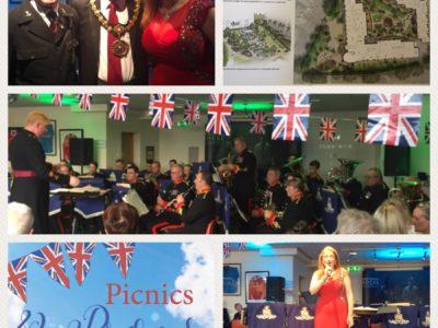 Celebrating 100 years @ Broughton House Salford